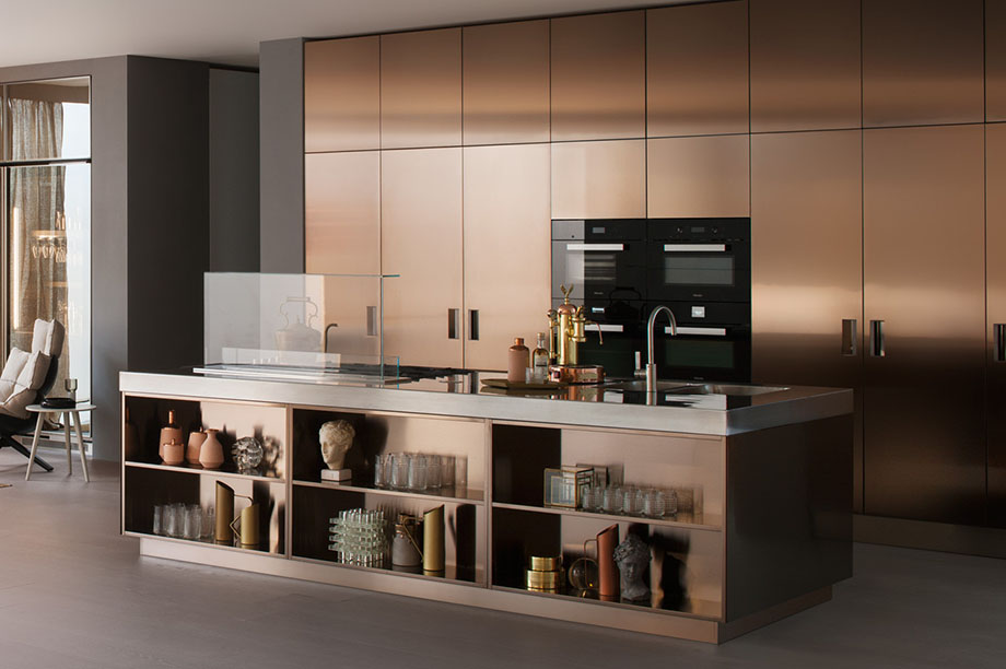 Italian furniture classic modern interior design interni for Italian kitchen cabinets online