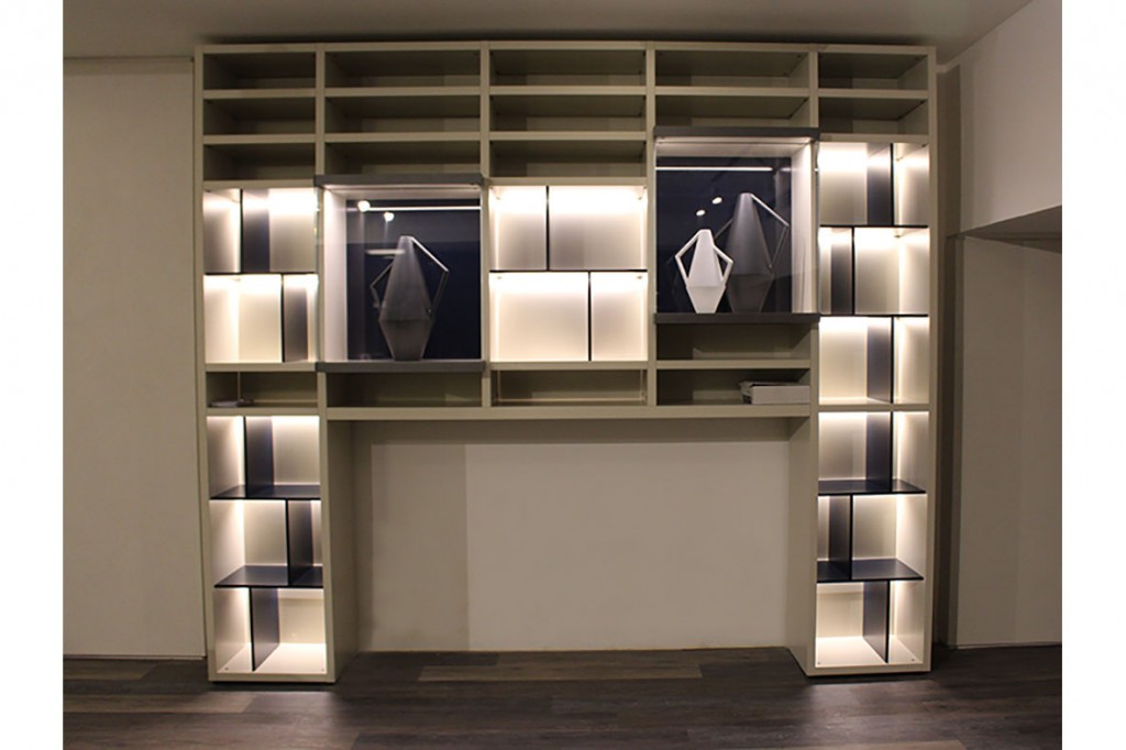 Libreria Poliform - Wall System